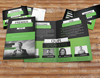 Premier Conference Brochure Package