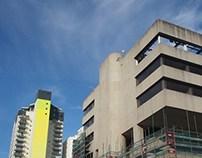 former FESA Building Demolition