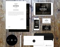 Osteria Tre Nonni - New Brand Identity