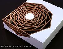 Hanako Coffee Table
