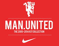 Manchester United 2005-2014 Kit Collection