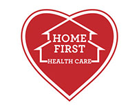 Home First Health Care Logo