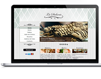 La Dolcerie Bistro Website