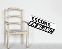 Escons en Blanc - Political Branding