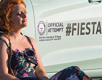 FIESTA SOUND- World Guinness Records - FORD