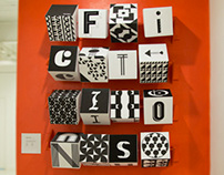 Design Fictions Exhibition Identity