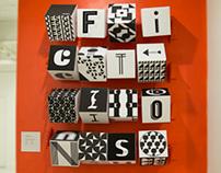 Design Fictions Exhibition Identity