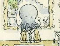 Your glory days are over mr Cthulhu