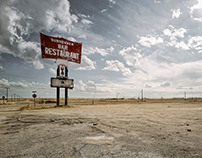 USA abandoned motels