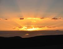 Sunrise on Gran Canaria