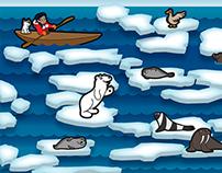 Arctic Maze