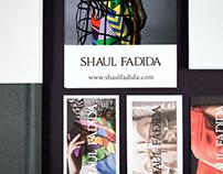 BRANDING- SHAUL FADIDA - FASHION DESIGN