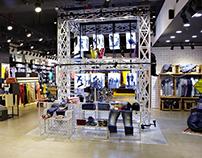 Lee / Wrangler / Vans Concept Store