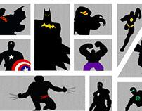 Superhero Search