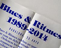 Blues & Ritmes — 25th anniversary
