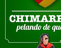 EU AMO - série de cards facebook Guri de Uruguaiana
