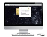 Erdkristall.de - web design