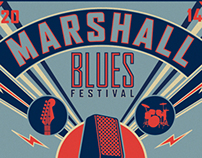 2014 Marshall Blues Festival