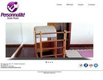 Personnalité Pilates Studio. Pilates studio. Developed