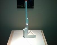 Monumento del Bicentenario - Mockup