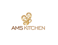 AMS Kitchen Logo Design