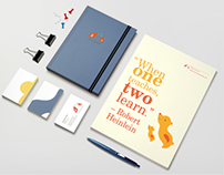 Child Study Center Branding Design