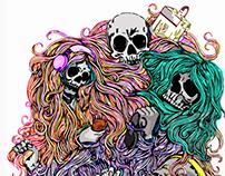 # Skull Painting