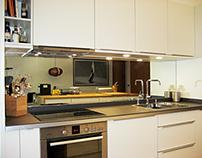 Vila Olimpica Kitchen