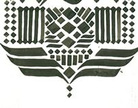 @Calligraphy School Works (2009)