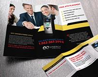 Tri Fold Brochure for Synergy ATMs