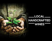 LOCAL HANDCRAFTED WINES
