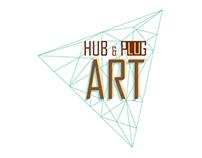 Scénographie HUB & PLUG ART