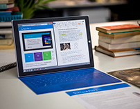 Microsoft: Surface Pro 3 Direct Mail