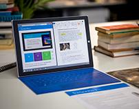 Microsoft: Surface Pro 3 Direct Mail