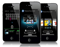 HP Pocket Sales Rep - With Ink Blasters Game