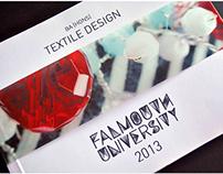 Textiles Exhibition Catalogue