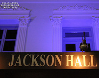 JACKSON HALL - All Day Long Cafe-Bar! 2008 - 2009