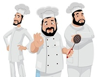 Cooking Arabs