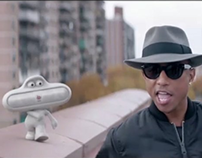 "Beats by Dre & Pharrell: ""Happy"""