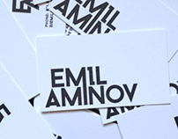 Logo & Business Card - Emil Aminov