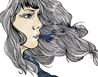 BLIP: The Silver Issue Illustration