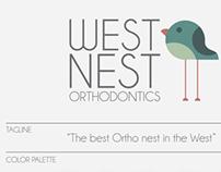 West Nest Orthodontics - Branding