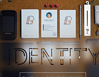 Calling Card Logo Design