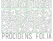 Procidens Folia- The falling leaves