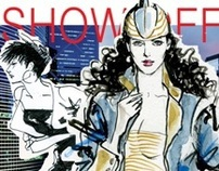 SHOW OFF, Fashion Poster