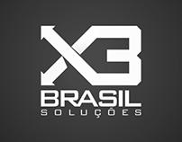 X3 Brasil - Logotype