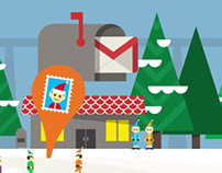 Google Santa Tracker 2013 - Reel