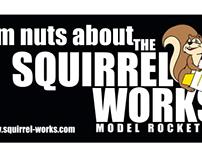 Squirrel Works Range Box Sticker