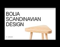 BOLIA WEBSITE