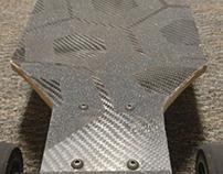 Composite Drop Deck Longboard